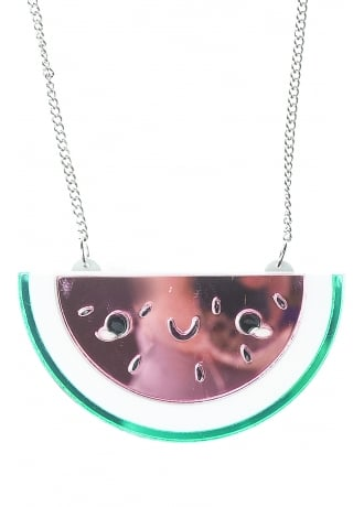 NicLove Mrs Watermelon Necklace