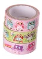 Owls Tape Set