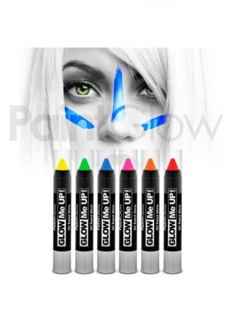 PaintGlow Glow In The Dark UV Paint Stick