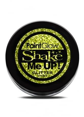 PaintGlow Gold Glitter Shaker