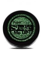 Green Glitter Shaker