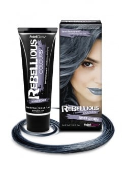 Rebellious Colours Silver Storm