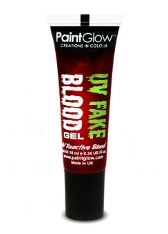 UV Green Fake Blood Gel