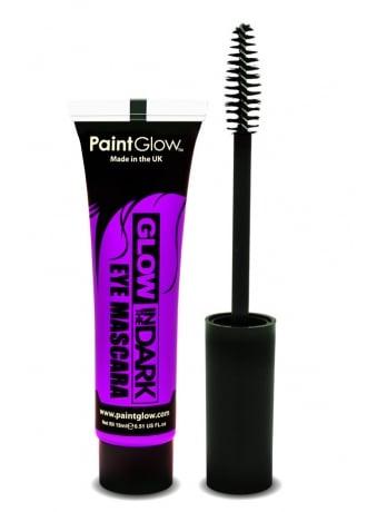 PaintGlow Violet Glow In The Dark Mascara