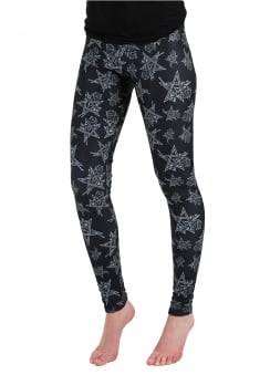 Alchemy Gothic Ruah Vered Leggings