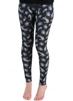 Alchemy Gothic Unicorns & Brides Leggings