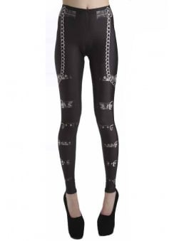 Isla Gothic Leggings
