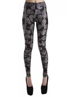 Jodie Gothic Leggings