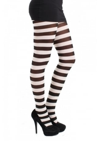 Pamela Mann Twickers Stripy Tights
