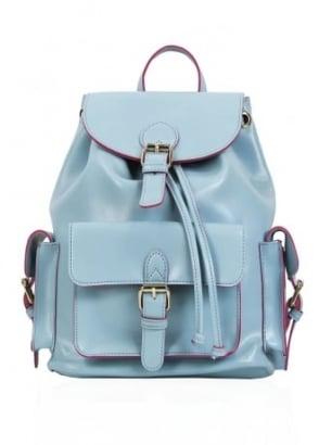 Pastel Blue Backpack