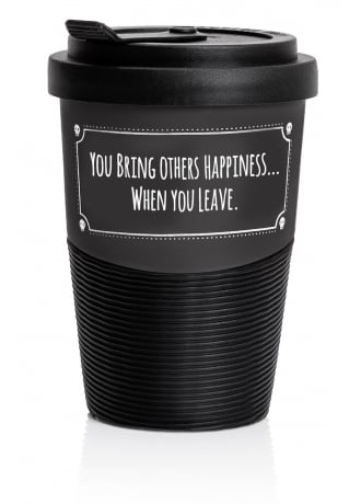 Pechkeks Happiness Travel Mug