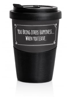 Happiness Travel Mug