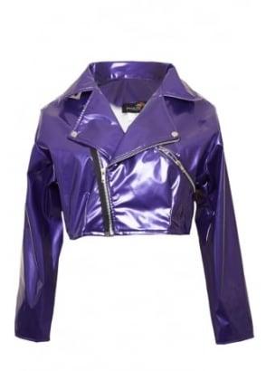 Purple Kandy Jacket