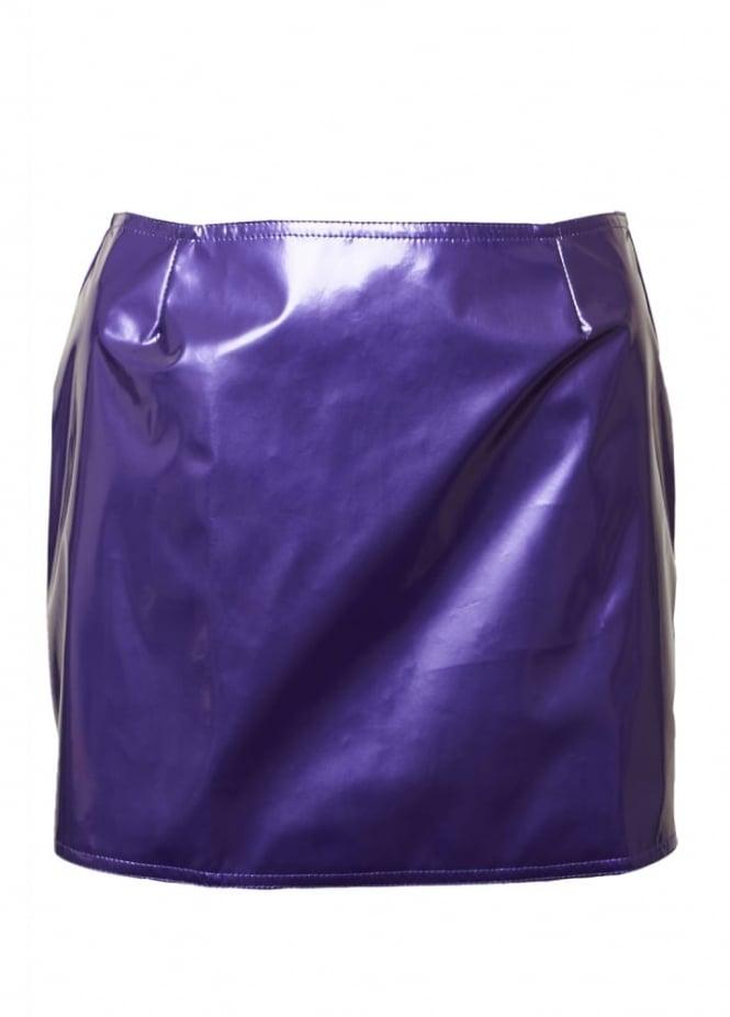 Phaze Purple Kandy Micro Skirt