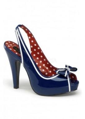 Bettie-05 Peep Toe Shoe