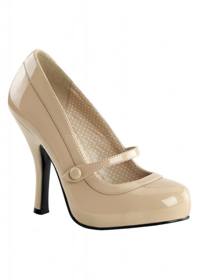 Pin Up Couture Cutiepie-02 Mary Jane Shoe