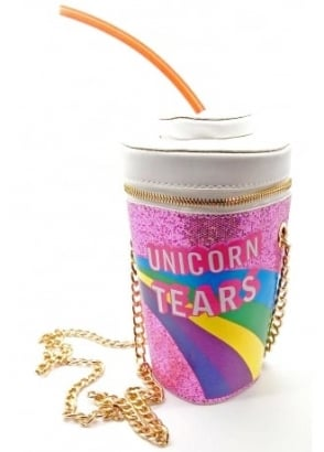 Pink Unicorn Tears Soda Pop Bag