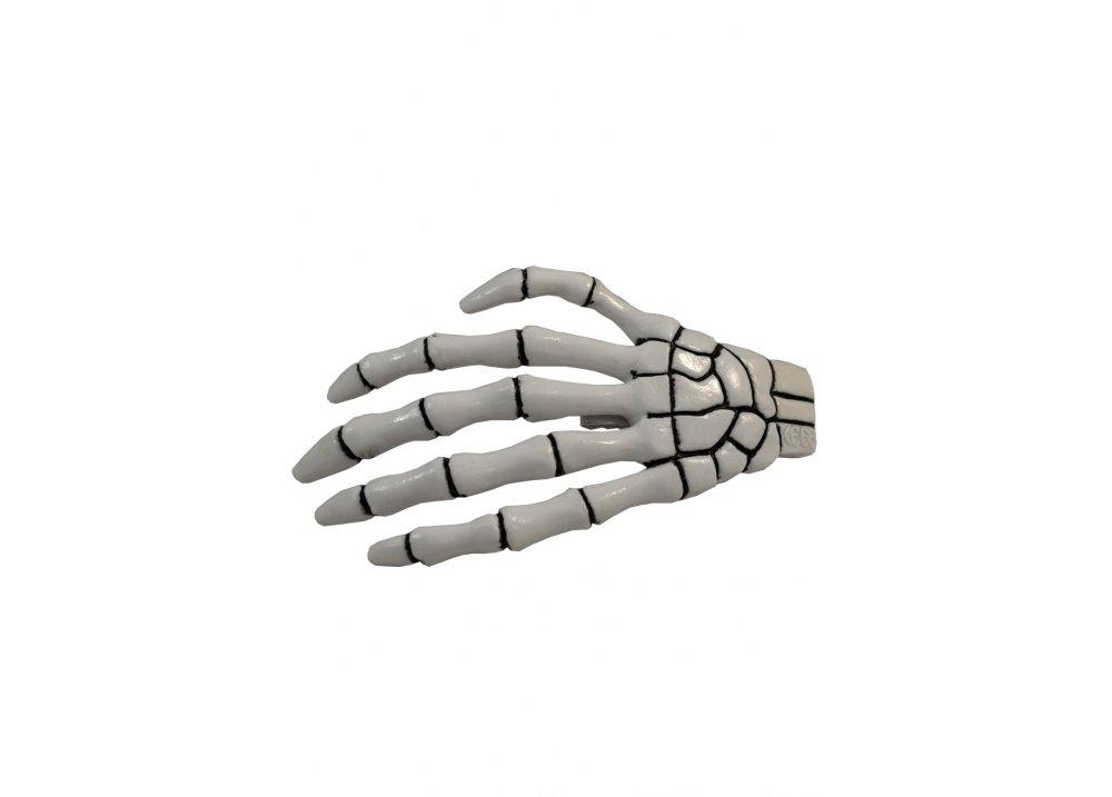 XL Skeleton Bone Hand Hair Slide  Size One Size