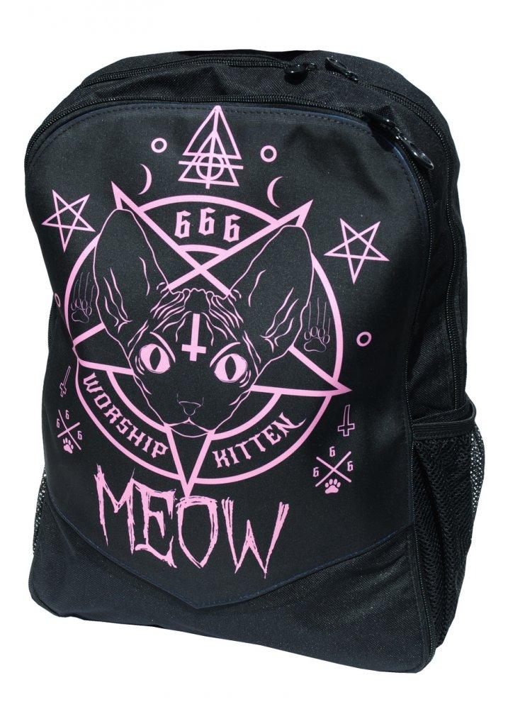 Kitten 666 Backpack