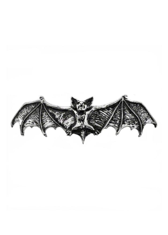 Darkling Bat Hair Slide