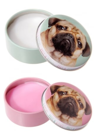 Attitude Clothing Pug Lip Balm