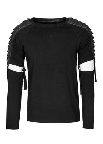 Punk Rave Dracarys Gothic Top