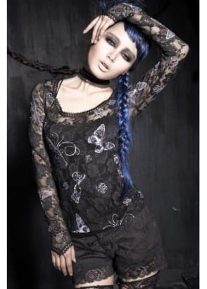 Lady Butterfly Top