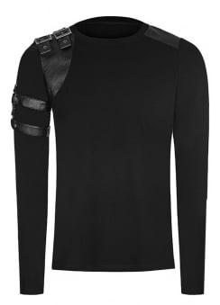 The Guard Gothic Longlseeve Top