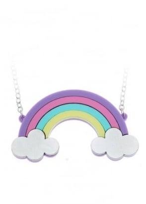 Pastel Rainbow Necklace