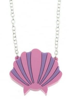 Pastel Shell Necklace