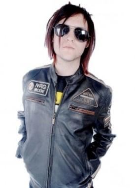 Racing Leather Motorcycle Jacket