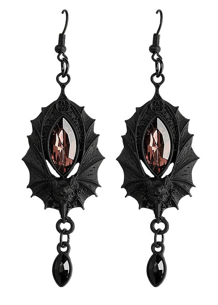 e0b932129 Restyle Bat Earrings | Attitude Clothing