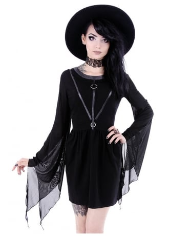 Restyle Coven Gothic Tunic Dress