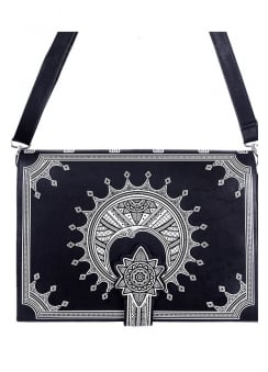 Moon Book Bag