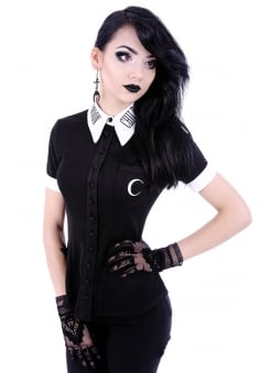 Moon Child Gothic Shirt