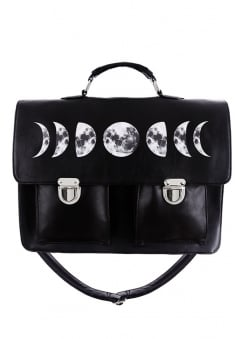 Moon Cycle Gothic Satchel