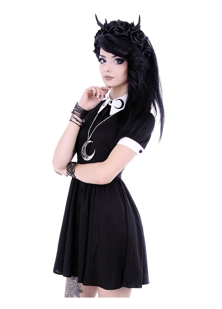 e6be829200e Restyle Moon Gothic Dress