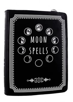 Moon Spells Gothic Book Bag