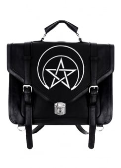 Unholy Gothic Messenger Bag