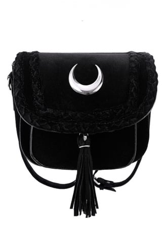 Restyle Velvet Moon Mini Bag