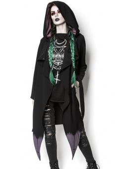 High Priestess Gothic Coat