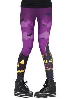 Scaredy Cat Leggings