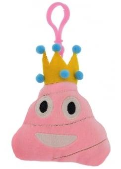 Scented Princess Poop Keychain