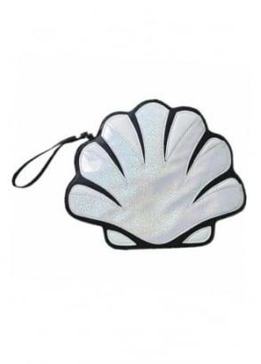 Shell Clutch Bag