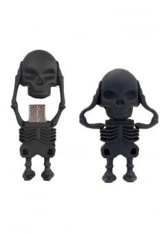 Skeleton Flash Drive (4MB USB 2.0)