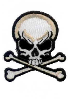 Skull & Crossbone Patch