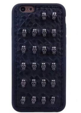 Skull Studs iPhone 6/6S Phone Case