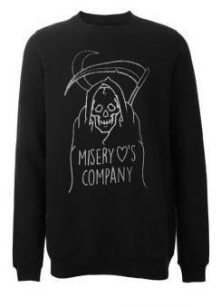 Misery Fleece Sweatshirt