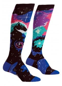 84241c4ca Horsehead Nebula Knee High Socks · Sock It To Me ...