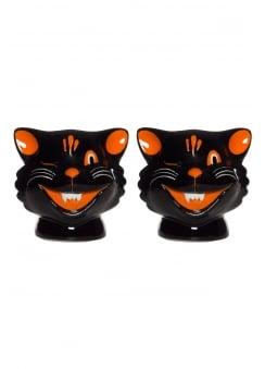 Cats Salt & Pepper Shakers